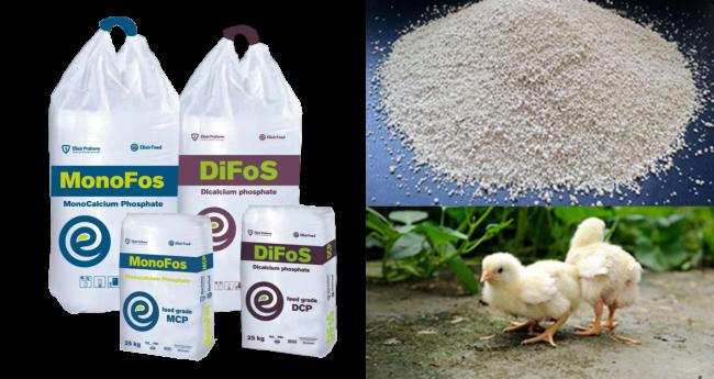 Монокалциев фосфат -MCP- и Дикалциев фосфат -DCP- от Elixir Prahovo