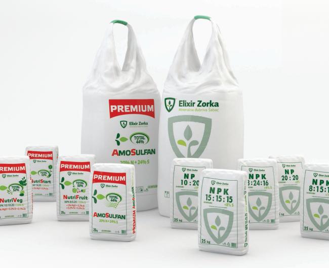 От 2014 г. предлагаме торове на Elixir Zorka