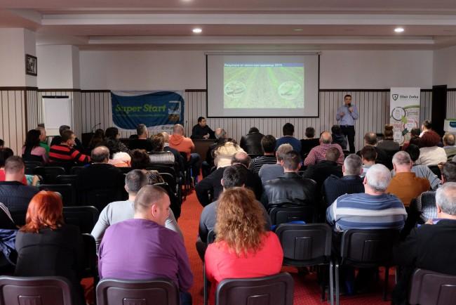 За поредна година в град Трявна хотел -Калина Палас- проведохме презентация
